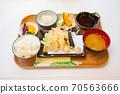 [裁剪圖像]天婦羅套餐 70563666