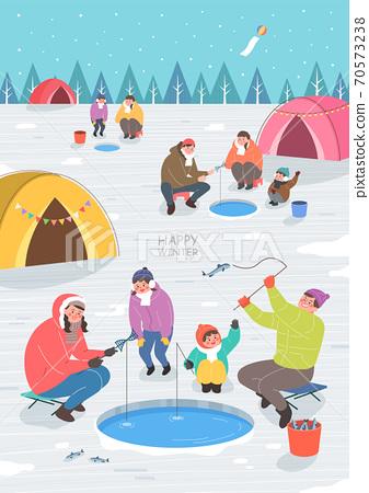 冬天,情感,旅行 70573238