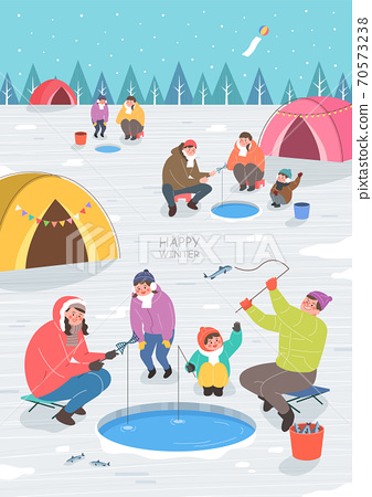 Winter, emotion, travel 70573238