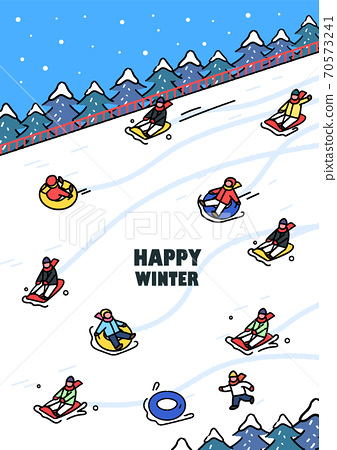 冬天,情感,旅行 70573241
