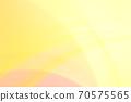 抽象背景粉红色/橙色系统温柔曲线 70575565