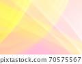 抽象背景粉红色/橙色系统温柔曲线 70575567