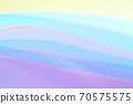 柔和的线条/曲线的抽象背景蓝色/紫色系统 70575575