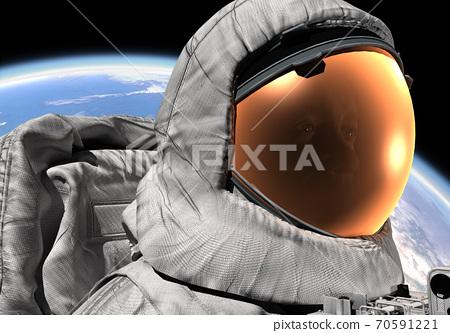 우주 비행사 70591221