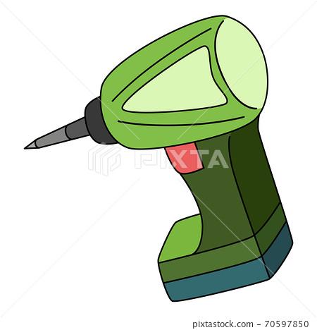 電鑽,鑽孔工具,圖圖標 70597850