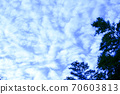 Autumn clouds in tokyo 70603813