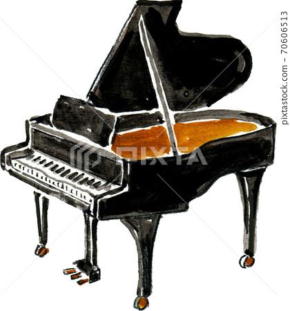 Grand piano 70606513