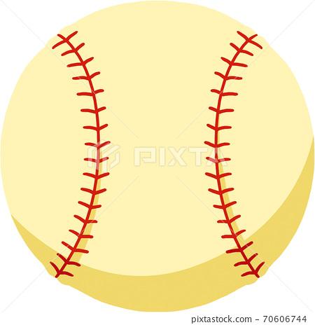 棒球球 70606744