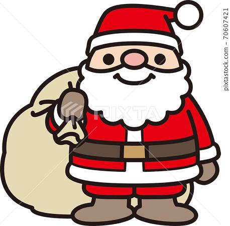 聖誕老人 70607421