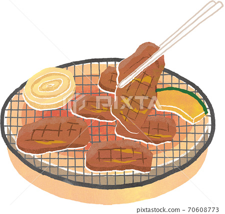 烤肉 70608773