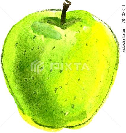 青蘋果 70608811