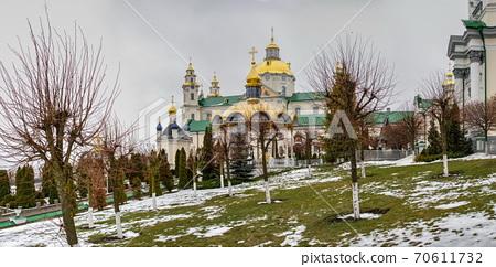 Holy Dormition Pochaev Lavra in Ukraine 70611732
