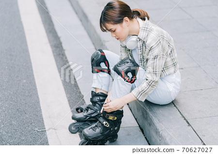 Teenager, streetlife 70627027