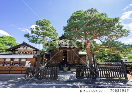 Hida Takayama Hie Shrine Goto 70635917