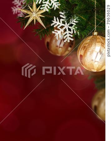 聖誕圖片背景-有多種變體 70636029