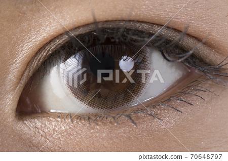 女人的眼睛 70648797