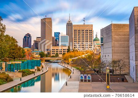Indianapolis, Indiana, USA 70658614