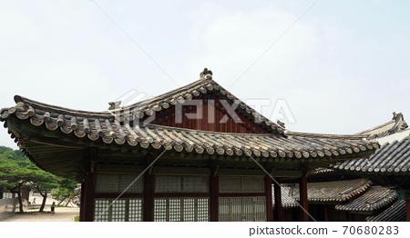 한국의 전통 궁전 창경궁, 전통건물   70680283