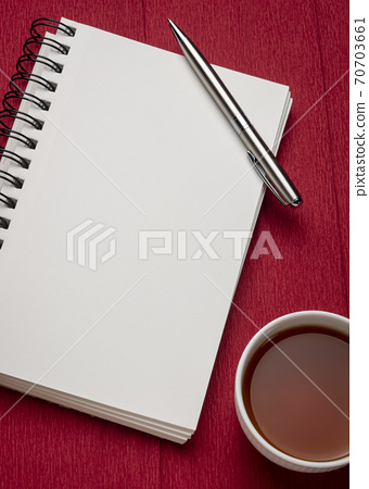 blank spiral art sketchbook 70703661