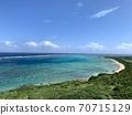 이시가키 섬의 平久保崎 70715129