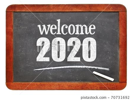 Welcome 2020 on blackboard 70731692