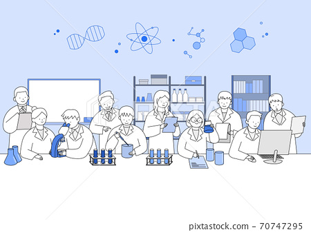 Group of different people in community illustration 007 70747295