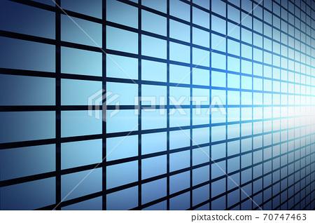 Multi screen visualization network concept 004 70747463