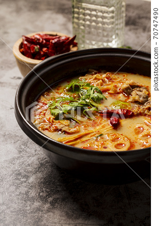 Chinese cuisine and ingredients, spicy chili sauce food 067 70747490