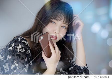 女智能手機 70748803