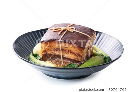 東坡肉 年菜 滷肉 控肉 魯肉 Dongpo Pork Braised Pork トンポーロー 70764765