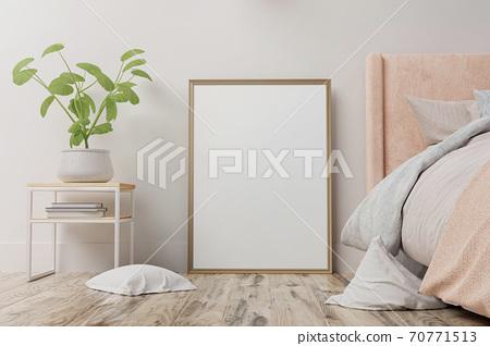 臥室室內樣機相框 70771513