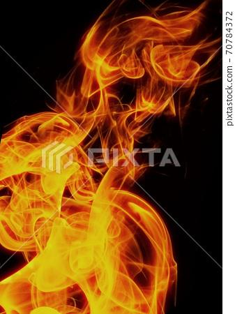 초록 불 클로즈업 70784372