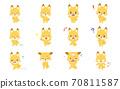 Kitsune-kun_各種姿勢套裝1 70811587