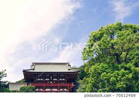 가마쿠라 · 쓰루 오카 하치만 구 70812489