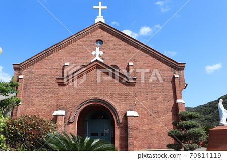 쿠로사키 교회 외해 나가사키 현 나가사키시 70814119