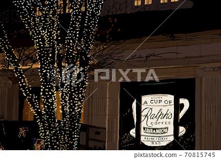 Christmas Omotesando 70815745