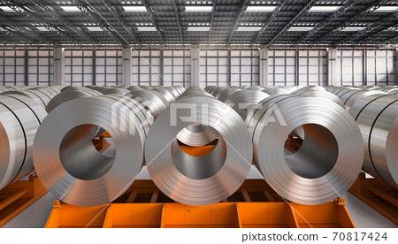 roll of steel sheets 70817424
