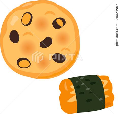 黑豆年糕和okaki 70824967