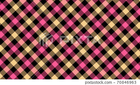 tartan plaid pattern background - illustration design style 70846963