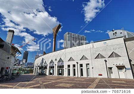 大阪市西區ITC東北網球中心 70871616