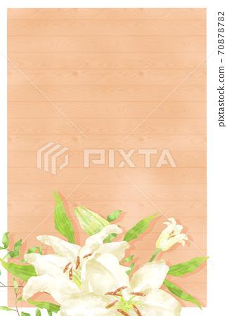 卡薩布蘭卡的插圖,木質的風格帶有柔和的觸感 70878782