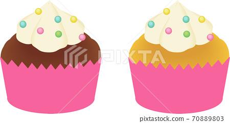 cupcake 70889803