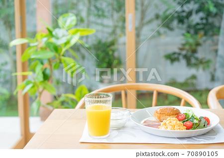 我家早餐的形象 70890105