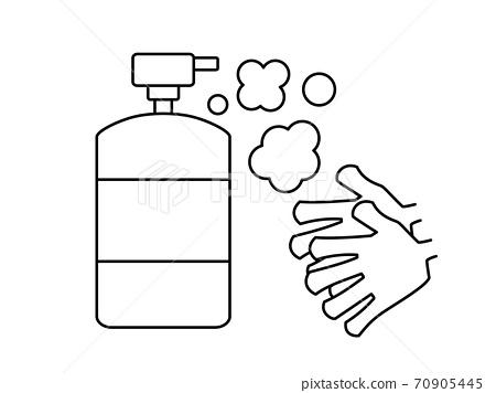 Hand wash 70905445