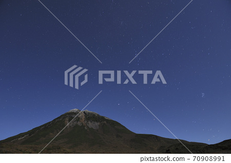 라우스 다케의 星景 (홋카이도 시레토코) 70908991