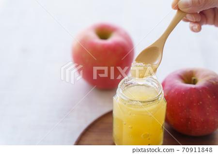 蘋果醬 70911848