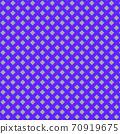 화려한 체크 무늬 배경 또는 도트 무늬 보라색, 남색, 회색 70919675
