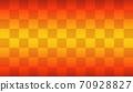 格仔的图案红色黄色粗糙 70928827