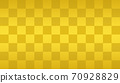 方格的图案黄色粗糙 70928829