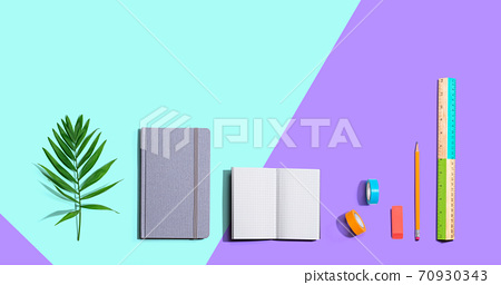 School and office stationery supplies 70930343